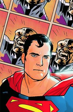 Superman - Ryan Sook