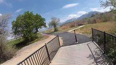 Jordan River Parkway Trail   Bluffdale to Sandy Utah