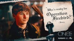 """S5 Ep12 """"Souls of the Departed"""" - #OperationFirebird rises! #Once100 #OnceUponATime"""