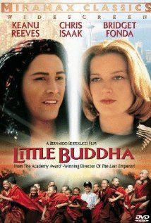 #158 - 3.5/5 stars - Little Buddha - Bit slow, but transcendent film with a lackluster Keanu Reeves.