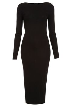 Reviews say it fits like a glove. It's also simple, versatile and comfortable which means it'd work great as a travel dress! Topshop.com