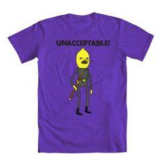 Men's Unacceptable T-Shirt