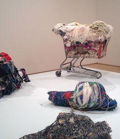 Judith Scott at The Brooklyn Museum