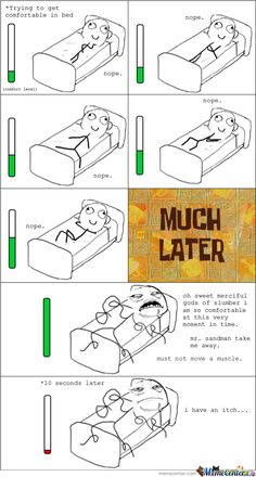 Comfortable in bed funny meme. The last person put 18000 hashtags... I hate hashtags so much....