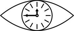 Free Letterheads: eye, watch, time, watching, alert, awake, schedule...