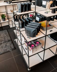 Police, Divider, Retail, Room, Furniture, Shopping, Design, Home Decor, Blond