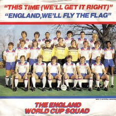 1982 England World Cup squad - This Time