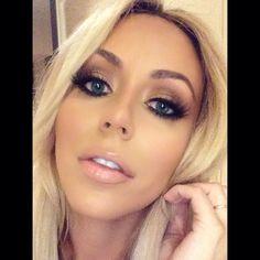 love this makeup xo // Aubrey O Day