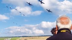 This Chillingly Beautiful Sound Of 17 Spitfires Will Make Your Skin Crawl