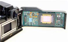 Nikon F3 digital back