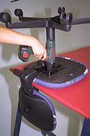 Tapizar silla giratoria - Bricomanía