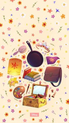 Disney Time, Cute Disney, Disney Magic, Disney Wallpaper Tangled, Wallpaper Iphone Disney, Disney Pixar Cars, Disney And Dreamworks, Arte Van Gogh, Disney Cookies