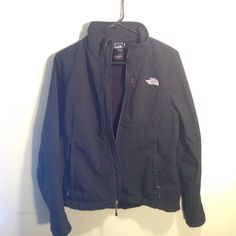 North face soft shell outer Great condition! Soft shell north face perfect for Fall! Size medium North Face Jackets & Coats