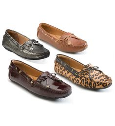 Clarks® Women's Dunbar Cruiser Loafers with cushioned footbeds and driving soles for flexible comfort.
