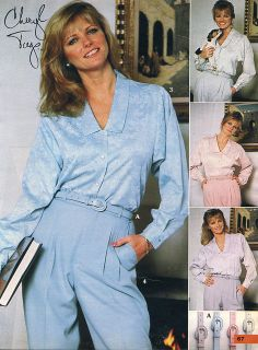 1985 Sears Christmas Catalog - I loved her clothes, had a few of her outfits