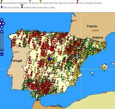 Mapadefosas-mjusticia-es - Spanish Civil War - Wikipedia, the free encyclopedia