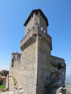 "The imposing Guaita - ""San Marino – more than just #78"" by @Keith Savoie Savoie Jenkins"