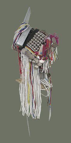 Loimi Akha Headdress