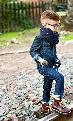 Little man loves his punk!:) ♥Click and Like our facebook page♥