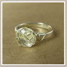 A new alternative to the traditional diamond ring. It's all about non traditional for me-beautiful and unique rings that reflect your style and personality!