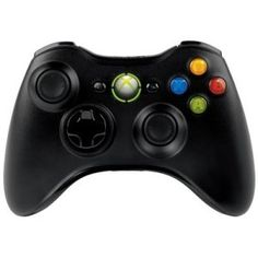 Xbox 360 Wireless Controller - Glossy Black  Order at http://www.amazon.com/Xbox-360-Wireless-Controller-Glossy-Black/dp/B003ZSP0WW/ref=zg_bs_videogames_16?tag=bestmacros-20