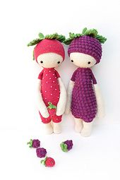 Amigurumi Dolls By Artist Lydia Tresselt : 1000+ images about Crochet doll patterns & inspiration. on ...