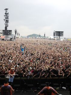 ROCK AM RING 2013 - too much people