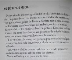 """Del libro """"Casi sin querer"""" de @Defreds"""