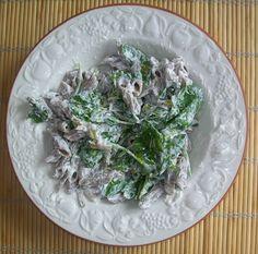 Pasta con spinaci crudi - Pag. 99 - Il grande libro delle ricette per la dieta dei gruppi sanguigni - Marilena D'Onofrio - L'Età dell'Acquario