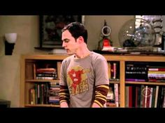 Rock Brain and flexible thinking The Big Bang Theory - 101-Sheldon explains to Penny his spot on the couch.avi - YouTube