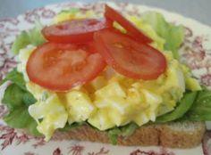 SUNDAY BAKER: 55 Calorie Egg Salad