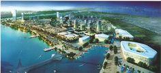 Breathtaking Future City Concept Art (13)