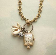 JenEcklund's Blog: Antique Brass Jewelry