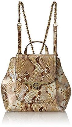 Anne Klein Lady Lock Backpack, Beige/Multi, One Size Anne Klein http://www.amazon.com/dp/B005AXAOXK/ref=cm_sw_r_pi_dp_g-KKvb1BG4XXS