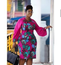 As an african women or lady, we believe you do understand that the introduction of the ankara styles is not something, 2020 Modern African Print Dresses Modern African Print Dresses, Short African Dresses, Ankara Short Gown Styles, Latest Ankara Styles, Ankara Styles For Kids, African Blouses, African Fashion Ankara, Latest African Fashion Dresses, African Print Fashion