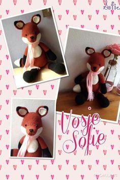 Fox Sofie by Yvette vd Vossen