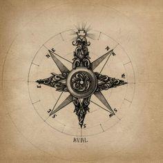 Intricate Compass