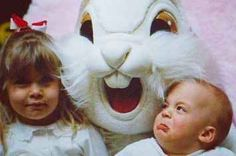 21 Creepy Easter Bunny Photos That Will Haunt Your Dreams
