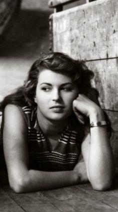 """Famous Italians ~ Silvana Mangano """"Riso Amaro""""  ~ #famousItalians #Italians #celebrities"""