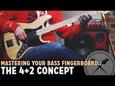 ▶ How to Master Your Bass Fretboard - The 4+2 Positioning Concept /// Bass Lesson with Scott Devine - YouTube