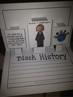 Education to the Core: Writing Activities for Black History Month and a FREEBIE!