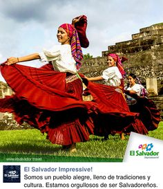 El Salvador!