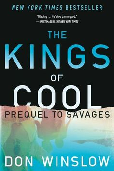 One of my favorite authors. This book oozes cool. It is the prequel to Savages. I highly recommend it. The Kings of Cool: A Prequel to Savages by Don Winslow, http://www.amazon.com/dp/1451665326/ref=cm_sw_r_pi_dp_zuqzqb0AC0VYG