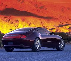 Buick Lacrosse concept car