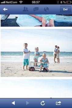 Flotte familiebilder