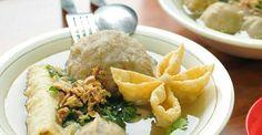 Resep Membuat Bakso Malang - Resep Masakan Malang, Food And Drink, Menu, Recipes, Menu Board Design, Food Recipes, Rezepte, Recipe, Cooking Recipes