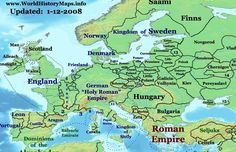 ad Hungarians (Magyars) arrived in the land of Hungary from the east in the century. Kingdom Of Sweden, Prehistory, Roman Empire, World History, England, Europe, Coins, Image, Maps