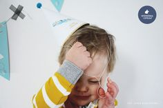 Paper Party Hats by Wiewiorka i Spolka