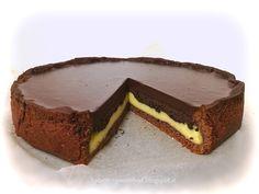 Babettes gæstebud.: Chocolate and orange tart