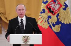 Vladimir Putin ruled out a mirror retaliation for President Barack Obama's expulsion of 35 Russian diplomats from the U.S. in response to cyberattacks aimed at interfering with the U.S. election, as the Russian president awaits better ties with President-elect Donald Trump.